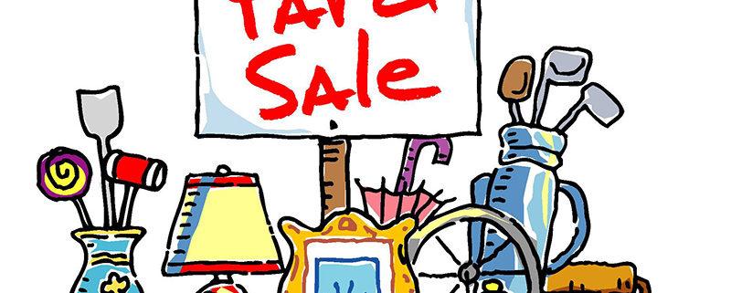 LVMoM Fall Yard Sale